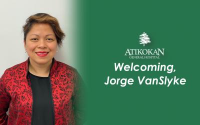 Welcoming Jorge VanSlyke, CEO!
