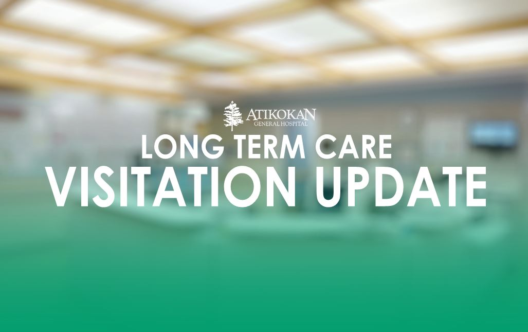 Long Term Care Visitation Update