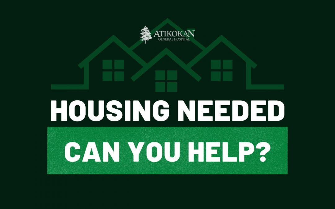 HOUSING NEEDED